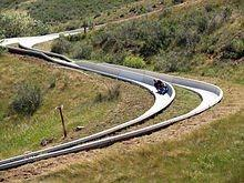 Alpine slide - Wikipedia, the free encyclopedia