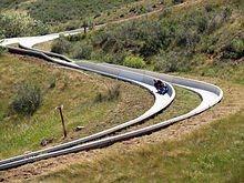 Alpine slide - Wikipedia, the free encyclopedia